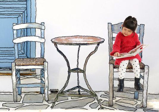 オーダーメイド絵本でふれる幼少英語2