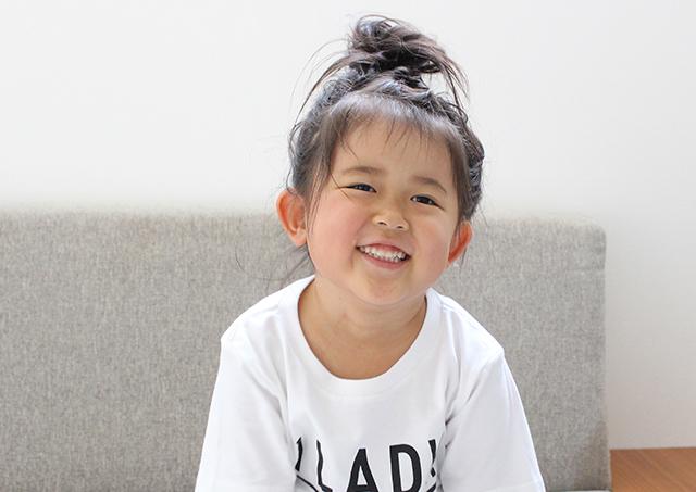 子供の笑顔は親への最高のプレゼント